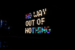 No way out of nothing ORIGINAL